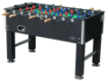 KICK Triumph Black Foosball Table