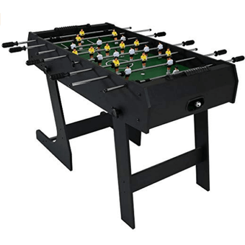Sunnydaze Folding Foosball Table