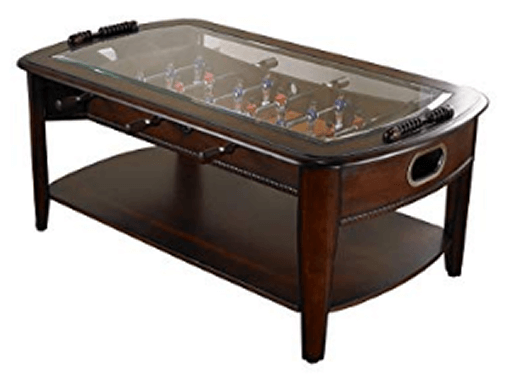 Chicago Gaming 48-inch Signature Foosball Coffee Table