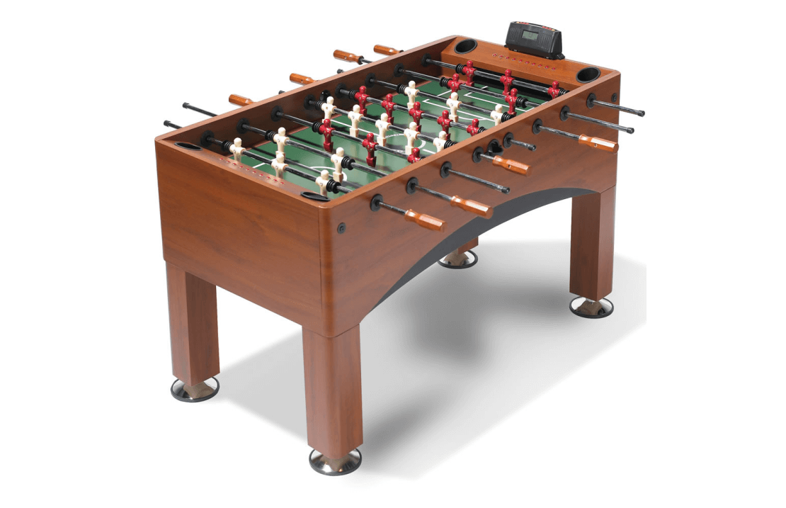 The Types of Foosball Tables