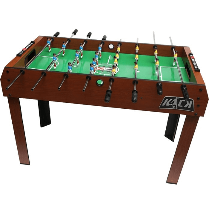 Nice KICK Triumph Black 55u2033 Foosball Table Review